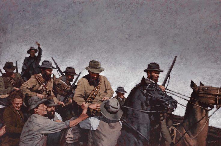 Return of De La Rey, Boer War