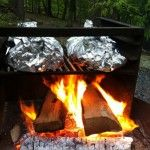 Campfire ChickenCampfires Cooking, Camping Tips, Chicken Recipe, Camps Stuff, Camps Cooking, Camps Recipe, Camps Food Tips, Camps Tips, Camping Recipes
