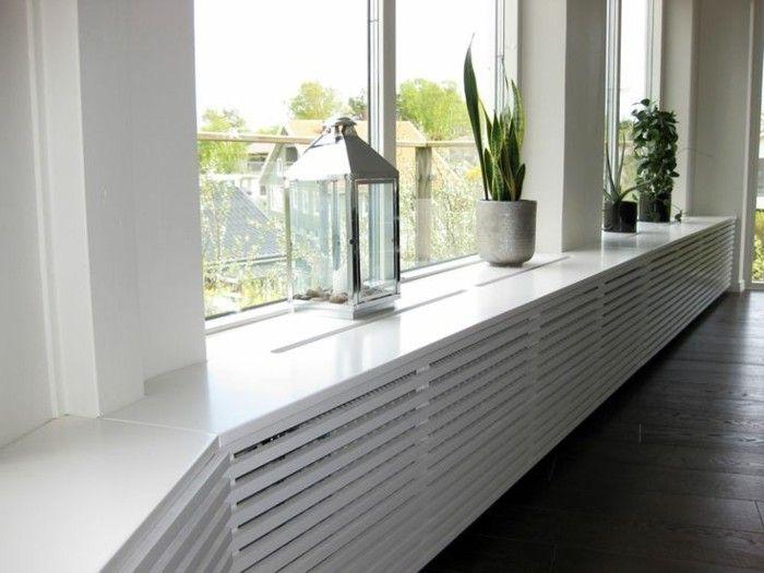 Vous cherchez des idées, pour comment cacher un radiateur chez vous? Donc voyez les meilleures idées pour votre cache-radiateur, dans les photos suivantes::