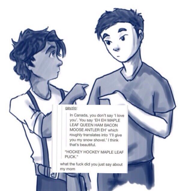 Leo Valdez and Frank Zhang Heroes of Olympus