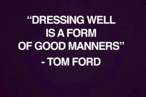 Quote Tom Ford