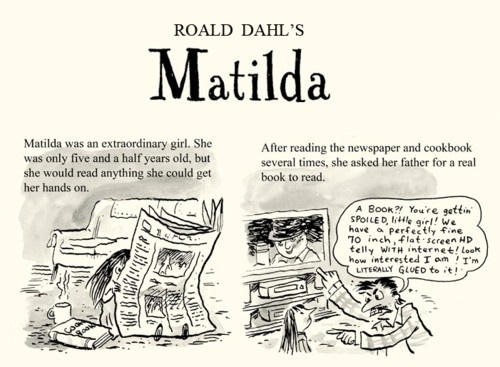 matilda by roald dahl book summary Written by roald dahl, narrated by kate winslet download the app and start  i  laughed aloud (gregory maguire, the new york times book review).