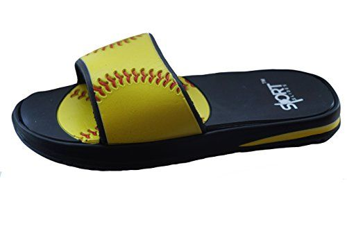 Sport Slides Men's Athletic Sandals, 10-11 (L), Softball ...