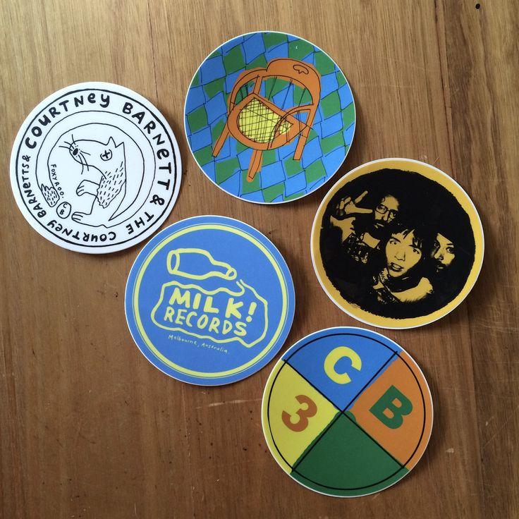 CB Stickers