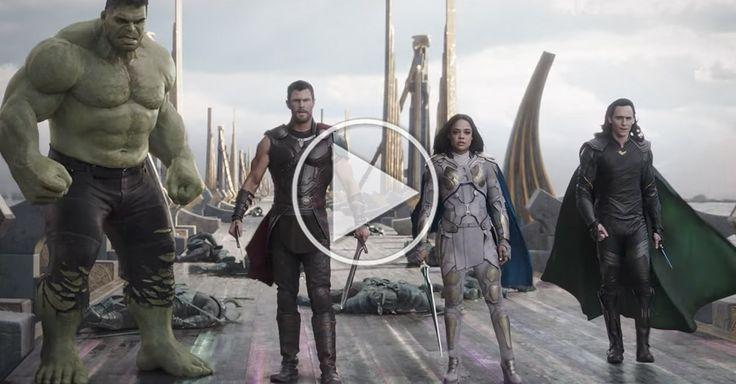 Den spritnye trailer til Thor: Ragnarok er fuldstændig sindssyg