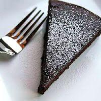 Flourless Chocolate Cake - easy and gluten-free!  Gluten-Free Goddess® Recipes
