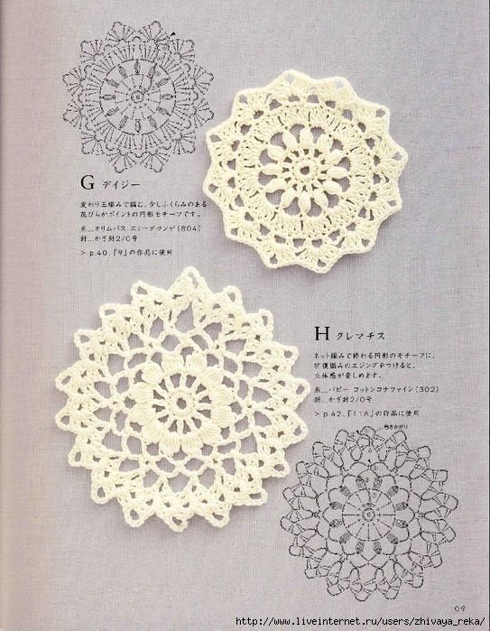 Note Crochet Motif and Edging_10 (543x700, 350Kb)