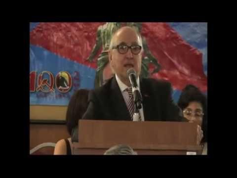 """Alfredo Jalife-Rahme """"Hacia el Nuevo Orden Mundial"""" XXI Seminario Intern..."""