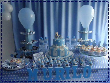 Baby shower decoraciones con globos blog babies and - Decoraciones baby shower ...