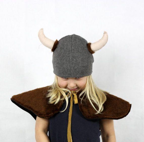 Die Viking handgemachte Kinder Kostüm von sparrowandbcostumery