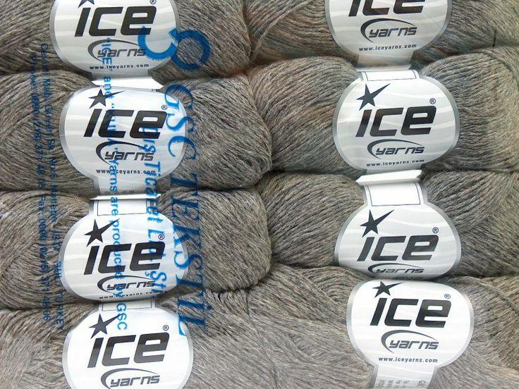 60 baby alpaca, 25 merino, 15 nylon; Morbido Alpaca Grey 50 g 190 m Chain?