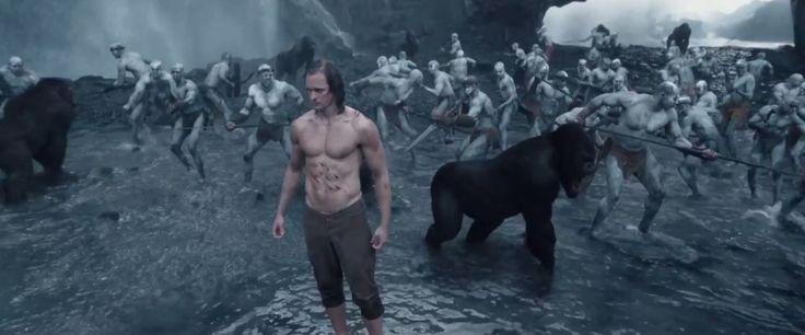 'Legend Of Tarzan' Trailer: Watch Tarzan Fight Family Who Raised Him! - http://www.morningledger.com/legend-of-tarzan-trailer-pits-tarzan-against-the-family-who-raised-him/1361214/