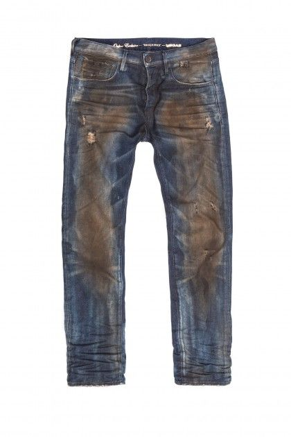 RAUL Y011 - Online Exclusive - Jeans - Man - Gas Jeans online store - unique piece