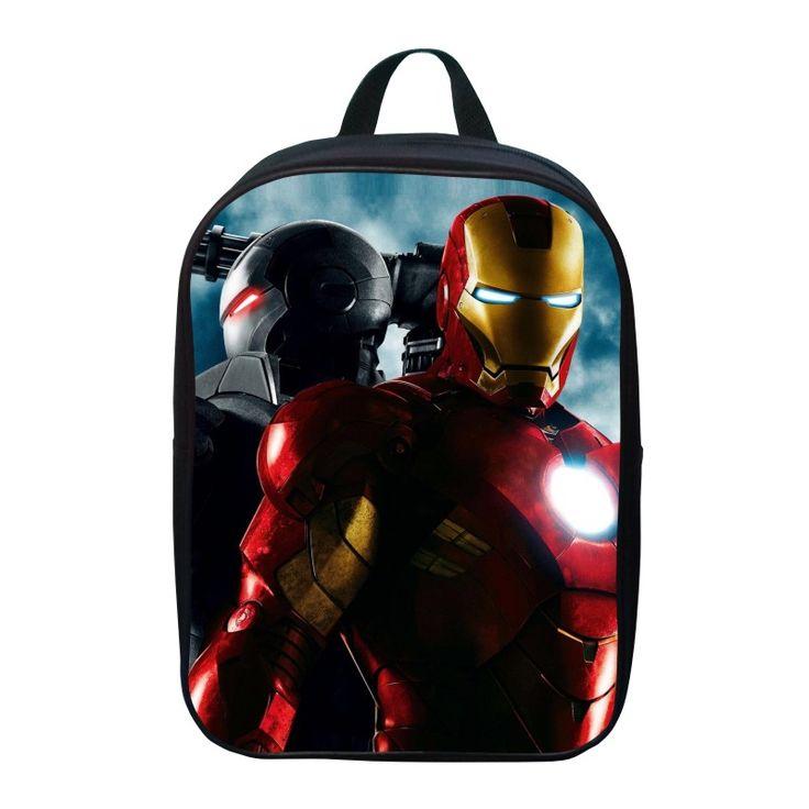 $9.29 (Buy here: https://alitems.com/g/1e8d114494ebda23ff8b16525dc3e8/?i=5&ulp=https%3A%2F%2Fwww.aliexpress.com%2Fitem%2FNew-12-Inch-Printing-Cool-Hero-Iron-Man-Cartoon-Children-Backpack-Small-Student-Bag-Boys-Gift%2F32514964897.html ) New 12 Inch Printing Cool Hero Iron Man Cartoon Children Backpack Small Student Bag Boys Gift Pack Kids School Bags for Girls 06 for just $9.29
