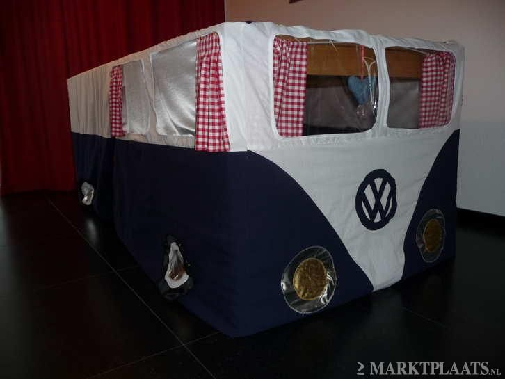VW Bus. Should be interesting...