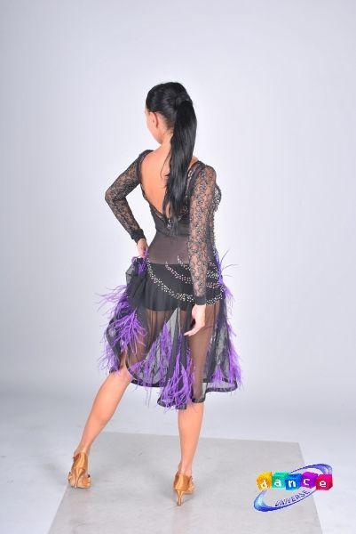 продается платье Латина Ю2, Молодежь