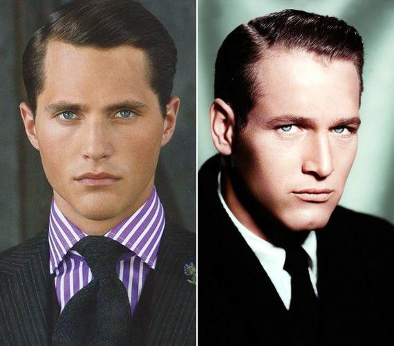 Scott Newman - Paul Newman