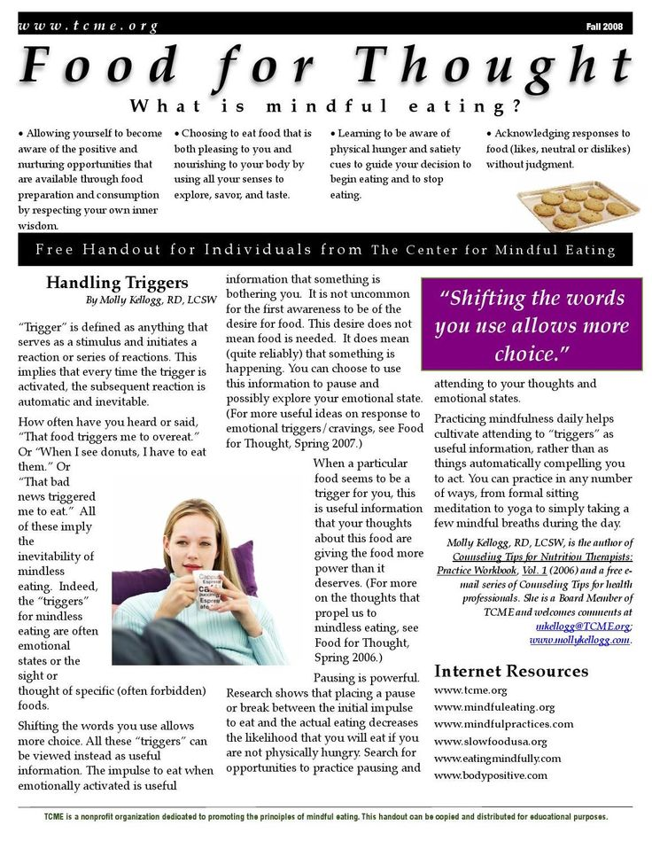 Food for thought handout archive 20062013 clippedonissuu