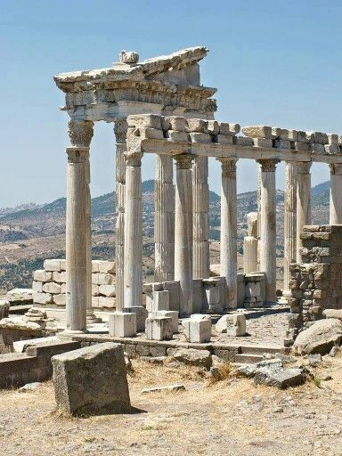 Pergamon Turkey