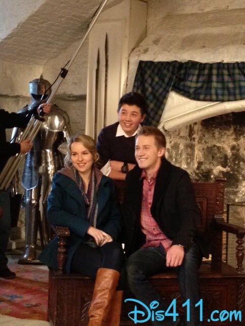Jason dolley, Bridget mendler and bradly Steven perry!