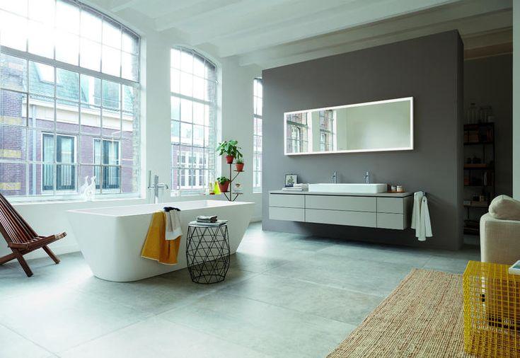 Mobili bagno e sanitari Duravit per un bagno di design - Elle Decor Italia