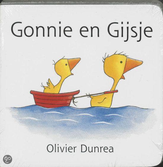 Gonnie en Gijsje boekje
