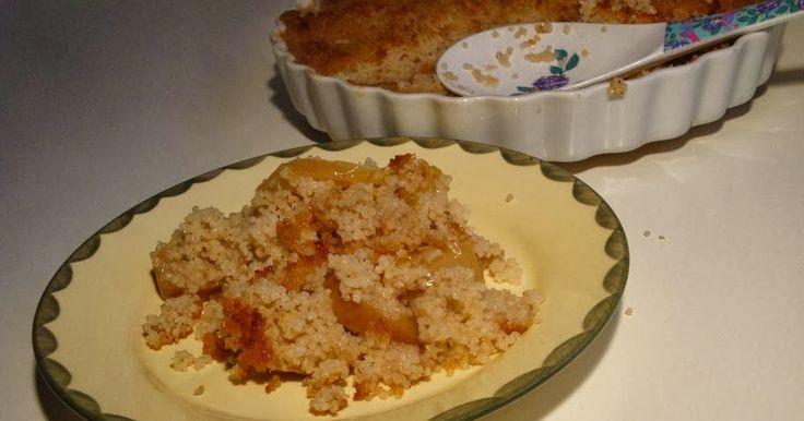 """Ein weiteres Gericht aus """"La Veganista"""". Im Kochbuch fällt es unter die Kategorie """"Frühstück"""", bei mir gab es den Hirseauflauf aber zu einem..."""