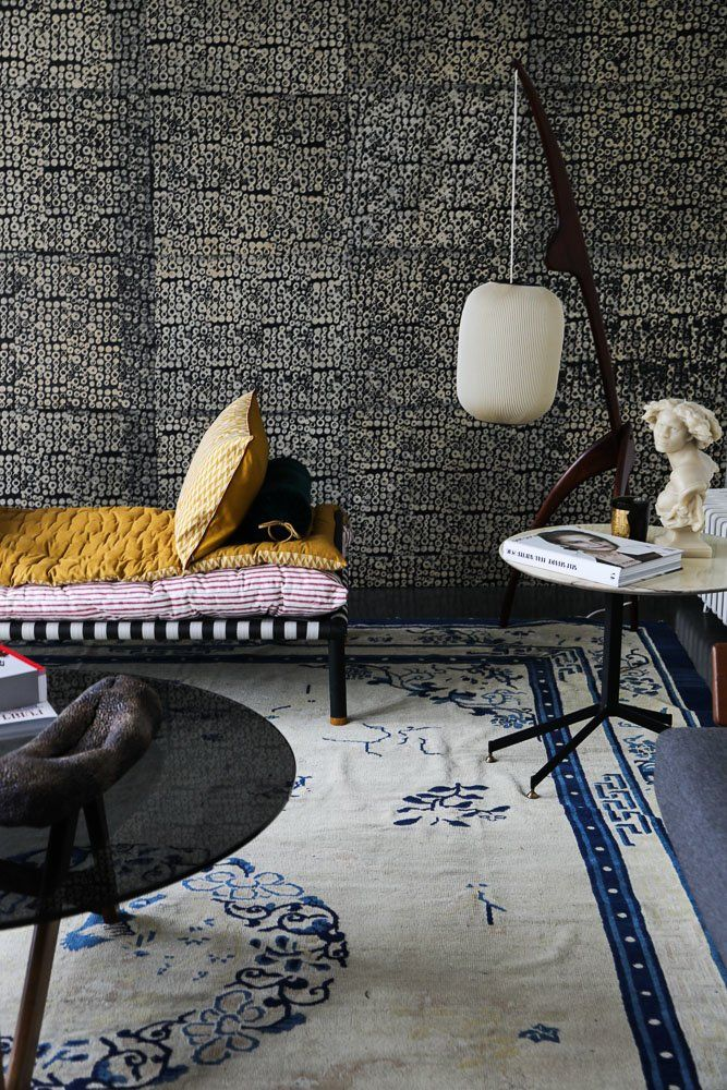 Salon Collection The Socialite Family et Le Monde Sauvage