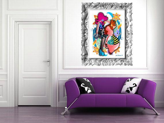 DOWNLOAD ISTANTANEO. Poster Sukajan colori Arte da di julioroberts