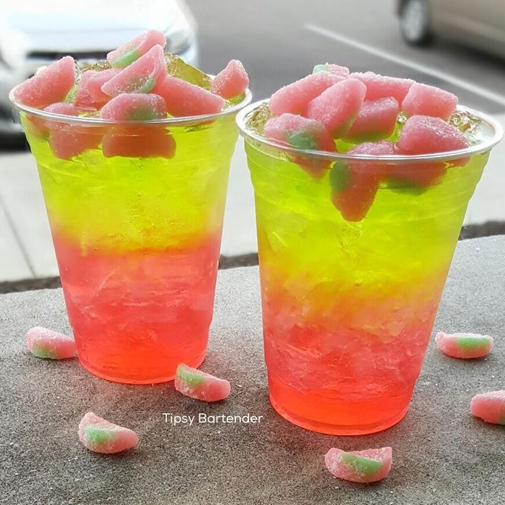 How To Make A Sour Patch Kid Smoothie