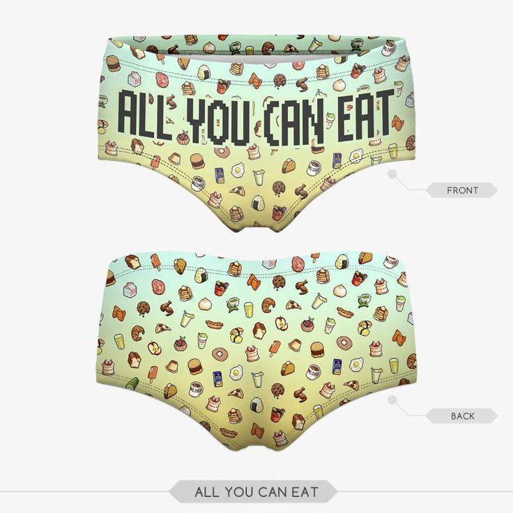 Fun Facts Funny Underwear Briefs