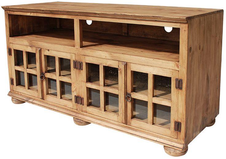 Unique Rustic Tv Armoire Cabinet