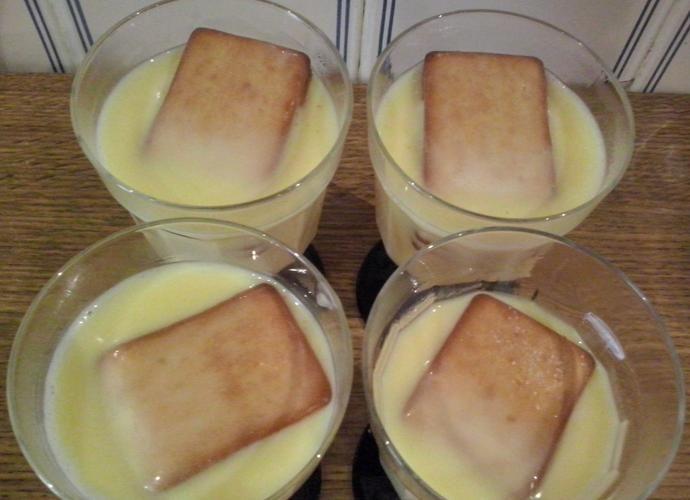Natillas de la abuela para #Mycook http://www.mycook.es/receta/natillas-de-la-abuela