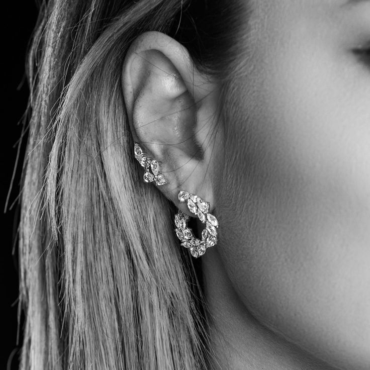 Cluster Stud Earrings | FESTIVAL | APM Monaco