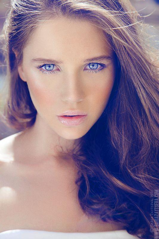 Beautiful Girl With Blue Eyes Tumblr | www.pixshark.com ...