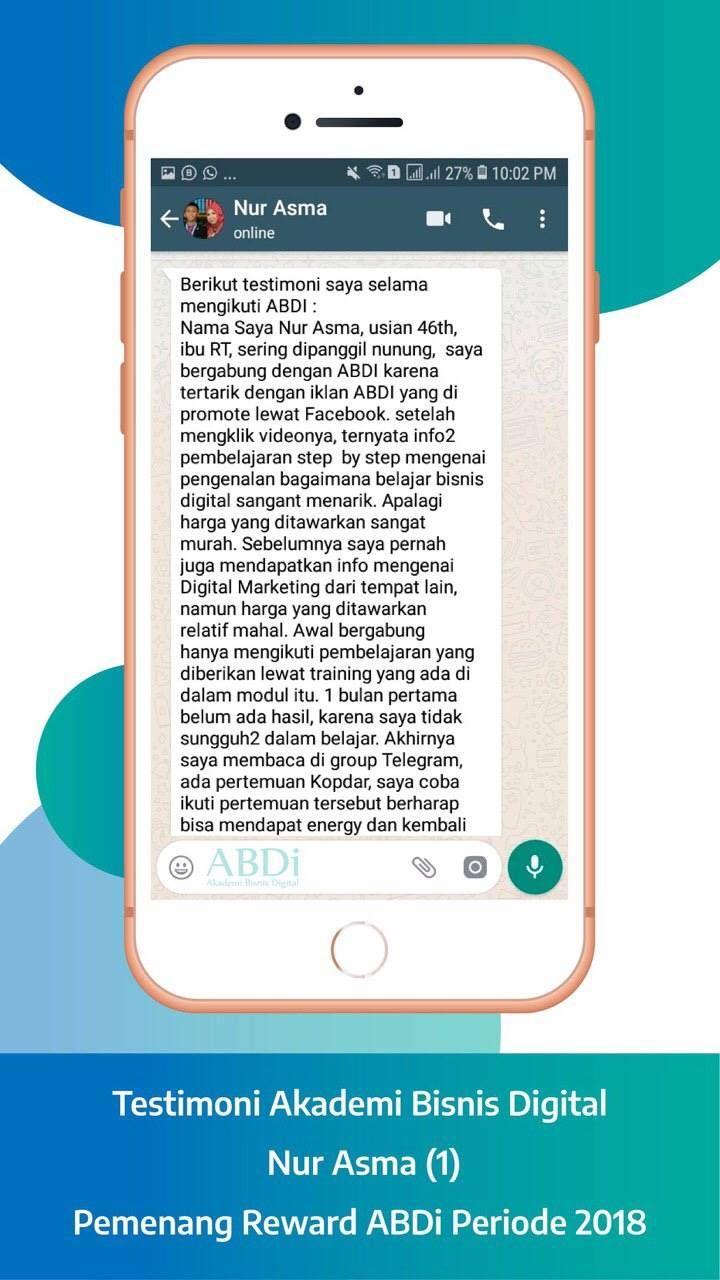 Ade Wahyu P Iqem Line Timeline Perjalanan Bisnis Belajar Periklanan