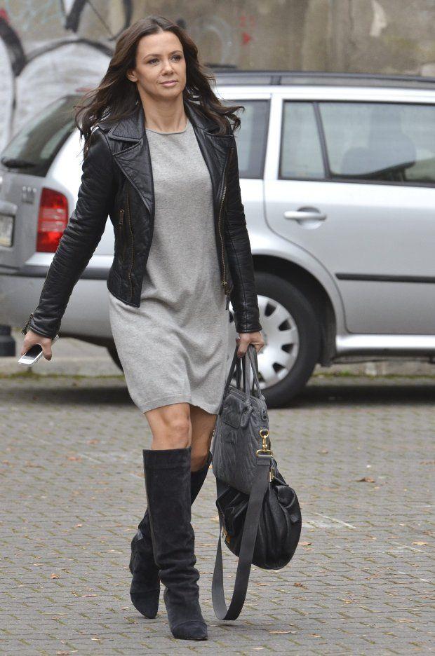 9. Kinga Rusin - польская телеведущая. Мне очень нравится её стиль
