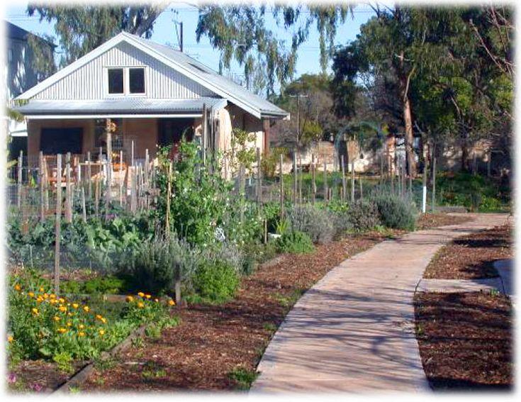 Fern Avenue Community Garden
