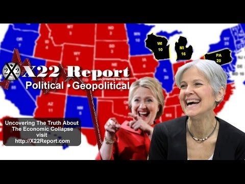 Jill Stein's Vote Recount Is Not A Vote Recount, It's Something Much Wor...