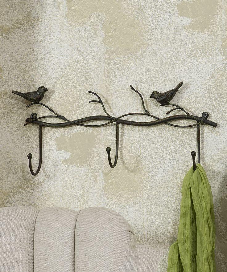 Bird Wall Hook | zulily