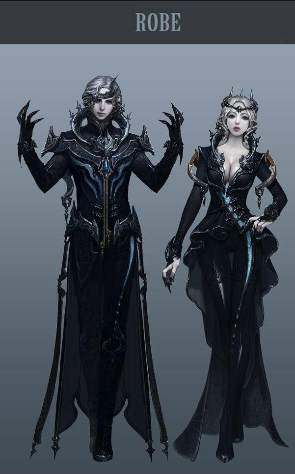 aion 4.0 armor concept art is legit, best designs yet