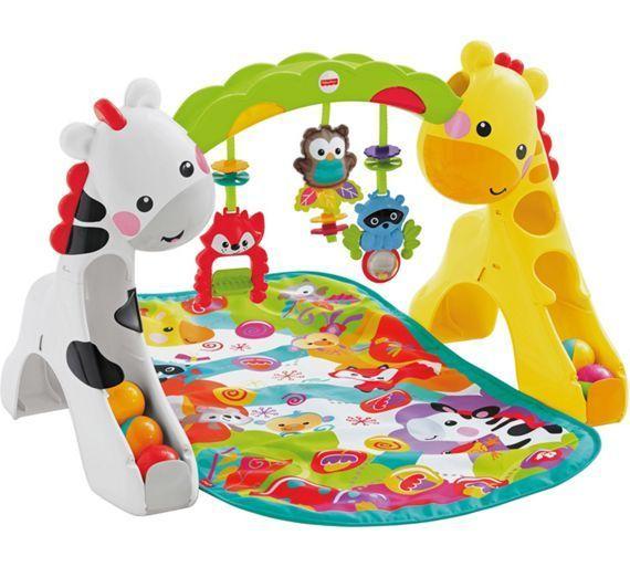 Buy Fisher Price Newborn To Toddler Play Gym Playmats And Gyms Argos Https Babytoys8 000webhostapp Com 2020 01 In 2020 Toddler Play Baby Toys Newborn Play Gym