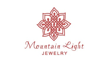 Mountain Light Jewelry Logo Redesign