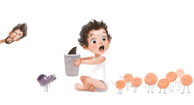 naranjas y zapatos: baby surrealism