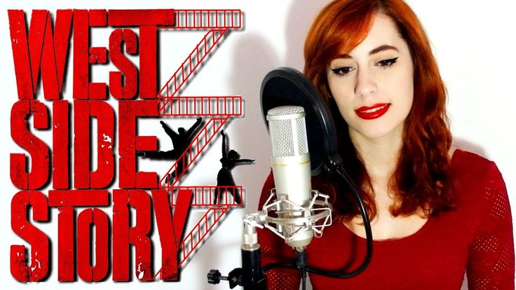 177-West Side Story - Somewhere (Cat Rox cover)