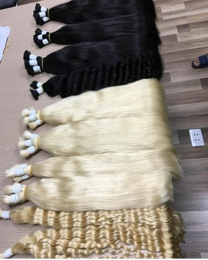 #hairweave Machine weft hair Vietnamese hair is hu…