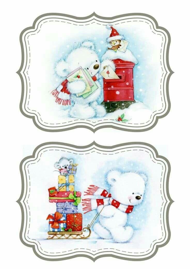 1305 besten Christmas Graphics Bilder auf Pinterest | Merry ...