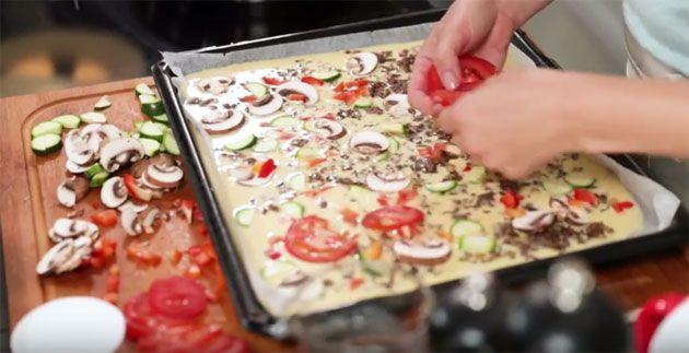Katso video: Vappu Pimiältä loistava vinkki lasten välipalaongelmiin – pizzapannari toimii kylmänä tai kuumana