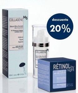 20% Serum COLLAGÈNE M5 + RETINOL By Night