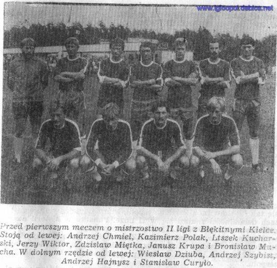 1978-1997 - Igloopol Dębica Oficjalna Strona Klubu